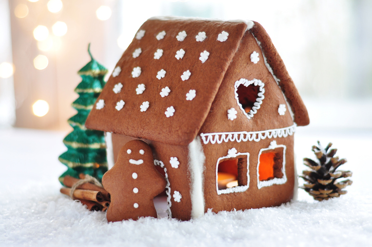 Your Business is like a Gingerbread House